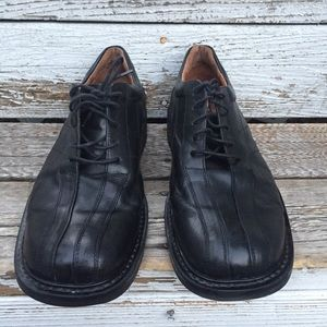 Dress Morresi Shoes Leather Men's Roberto Black oedxCB